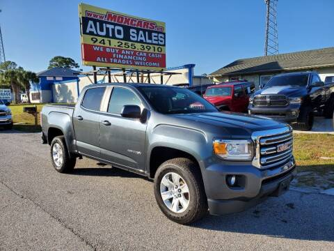 2015 GMC Canyon for sale at Mox Motors in Port Charlotte FL