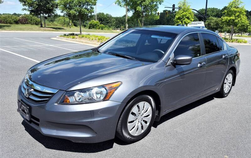 2011 Honda Accord for sale at memar auto sales, inc. in Marietta GA