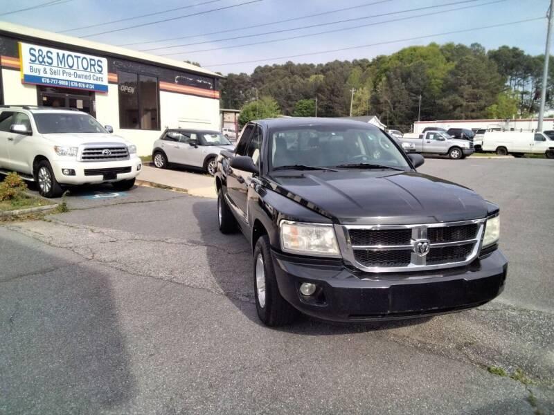 2008 Dodge Dakota for sale at S & S Motors in Marietta GA