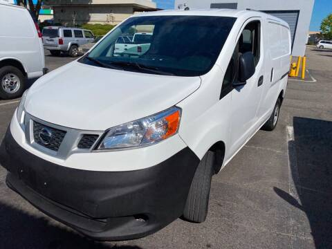 2015 Nissan NV200 for sale at Cars4U in Escondido CA