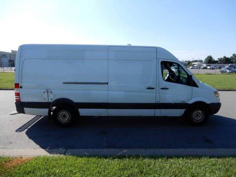 2011 Mercedes-Benz Sprinter Cargo for sale at DFW AUTO FINANCING LLC in Dallas TX