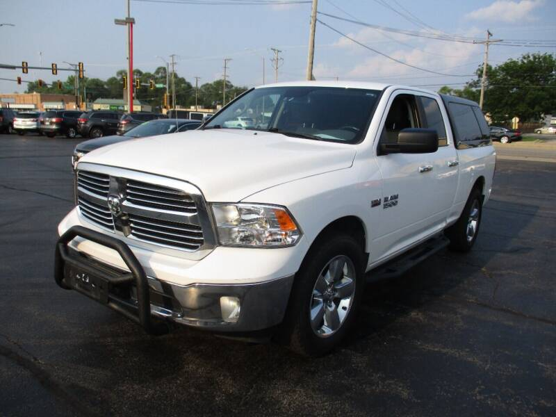 2016 RAM Ram Pickup 1500 for sale at Windsor Auto Sales in Loves Park IL