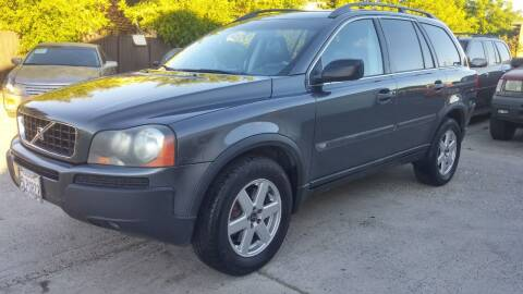 2005 Volvo XC90 for sale at Carspot Auto Sales in Sacramento CA