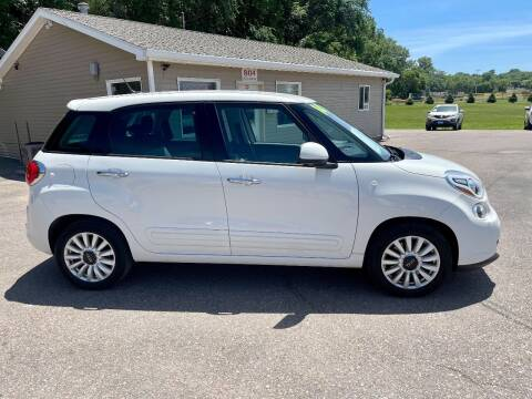 2014 FIAT 500L for sale at Iowa Auto Sales, Inc in Sioux City IA
