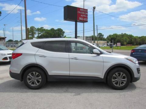 2015 Hyundai Santa Fe Sport for sale at Checkered Flag Auto Sales EAST in Lakeland FL