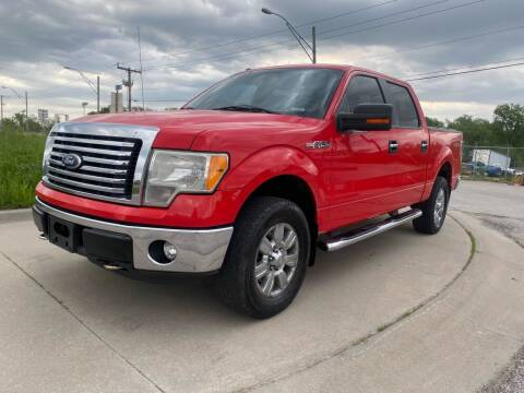 2011 Ford F-150 for sale at Xtreme Auto Mart LLC in Kansas City MO