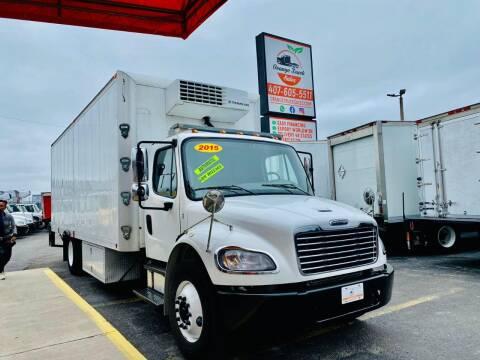2015 Freightliner M2 106 for sale at Orange Truck Sales in Orlando FL