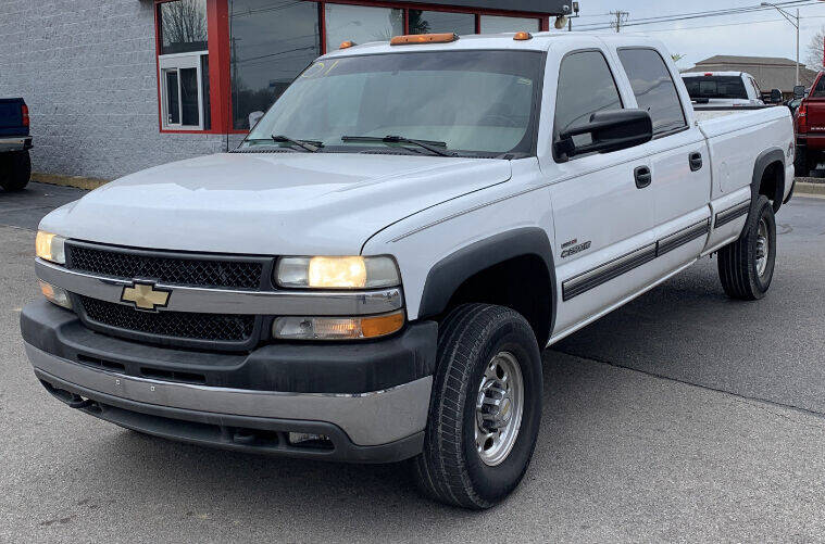 2001 Chevrolet Silverado 2500HD for sale at Paley Auto Group in Columbus OH