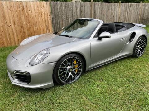 2014 Porsche 911 for sale at ALL Motor Cars LTD in Tillson NY