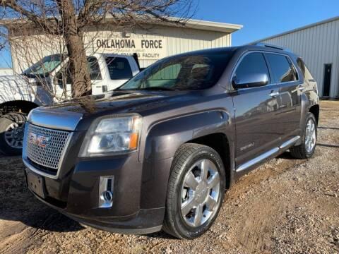 2013 GMC Terrain for sale at Lumpy's Auto Sales in Oklahoma City OK