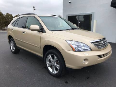 2008 Lexus RX 400h for sale at Third Avenue Motors Inc. in Carmel IN