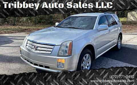 2009 Cadillac SRX for sale at Tribbey Auto Sales in Stockbridge GA