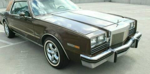 1980 Oldsmobile Toronado for sale at Classic Car Deals in Cadillac MI