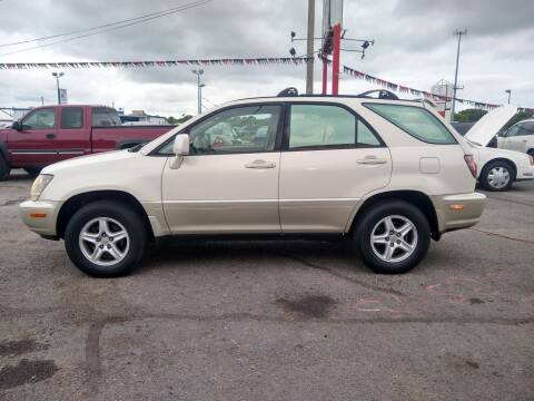 1999 Lexus RX 300 for sale at Savior Auto in Independence MO