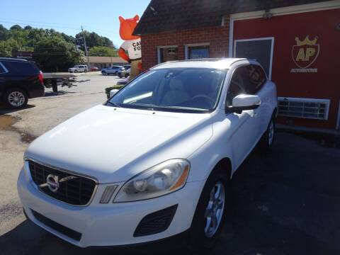 2012 Volvo XC60 for sale at AP Automotive in Cary NC
