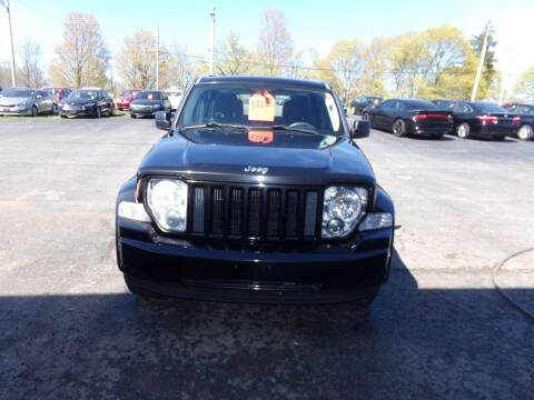 2011 Jeep Liberty for sale at Pool Auto Sales Inc in Spencerport NY