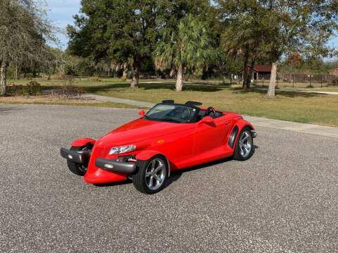 1999 Plymouth Prowler for sale at P J'S AUTO WORLD-CLASSICS in Clearwater FL