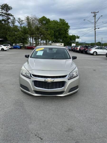 2014 Chevrolet Malibu for sale at Elite Motors in Knoxville TN