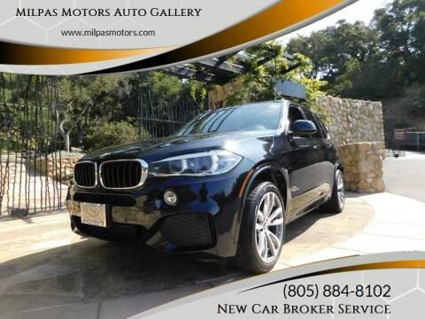 2014 BMW X5 for sale at Milpas Motors in Santa Barbara CA