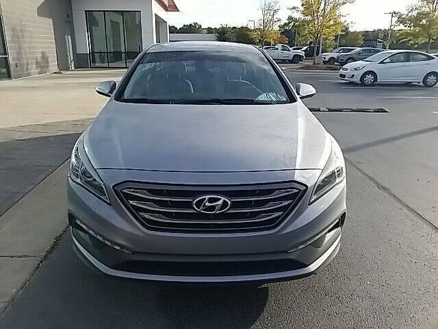 2015 Hyundai Sonata for sale at Lou Sobh Kia in Cumming GA