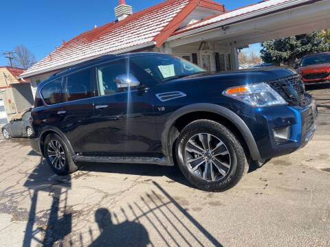 2020 Nissan Armada for sale at STS Automotive in Denver CO