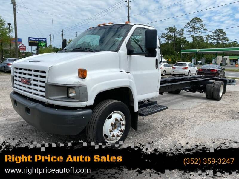 2005 GMC C5500 for sale at Right Price Auto Sales in Waldo FL