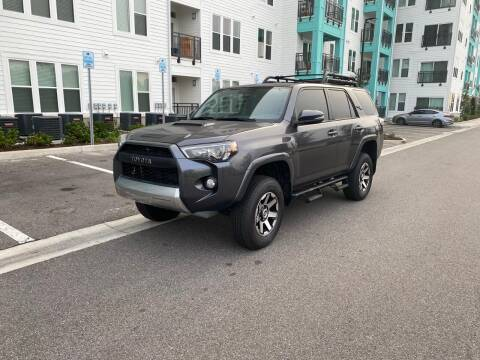 2019 Toyota 4Runner for sale at STS Automotive - Miami, FL in Miami FL