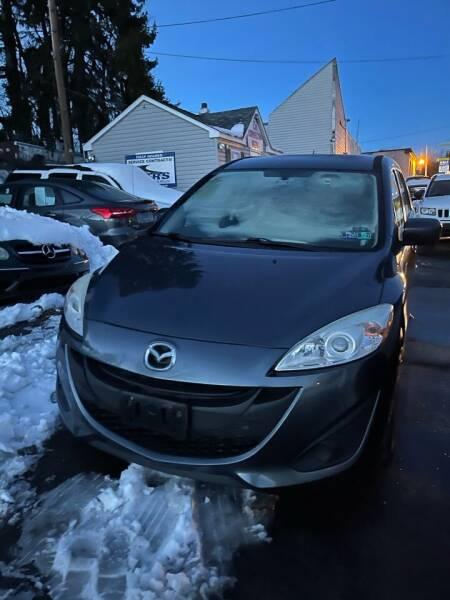 2012 Mazda MAZDA5 for sale at Alpha Motors in Scranton PA