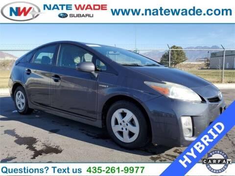2010 Toyota Prius for sale at NATE WADE SUBARU in Salt Lake City UT