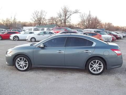 2011 Nissan Maxima for sale at BRETT SPAULDING SALES in Onawa IA