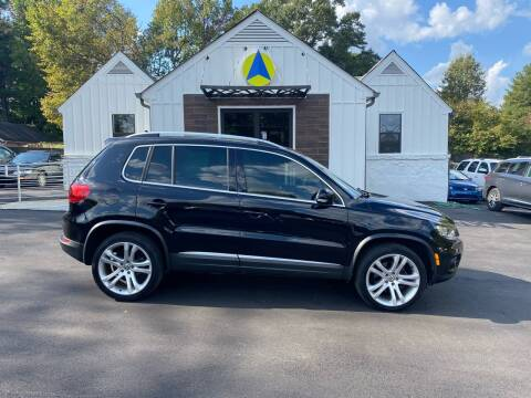 2013 Volkswagen Tiguan for sale at CarWay in Memphis TN