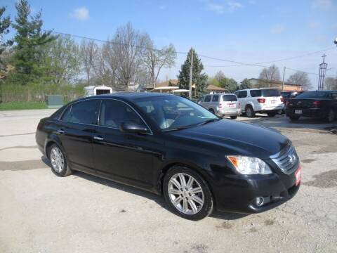 2009 Toyota Avalon for sale at GREENFIELD AUTO SALES in Greenfield IA