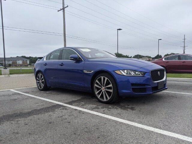2017 Jaguar XE for sale at BMW of Schererville in Schererville IN