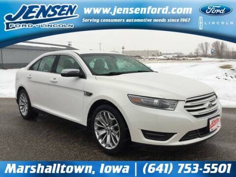 2014 Ford Taurus for sale at JENSEN FORD LINCOLN MERCURY in Marshalltown IA