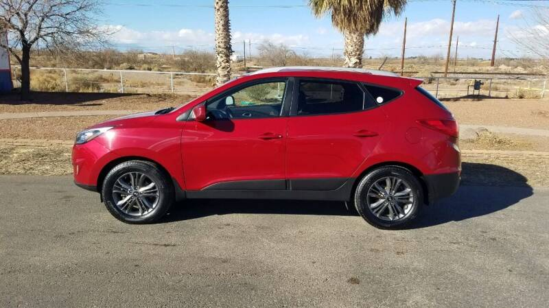 2014 Hyundai Tucson for sale at Ryan Richardson Motor Company in Alamogordo NM