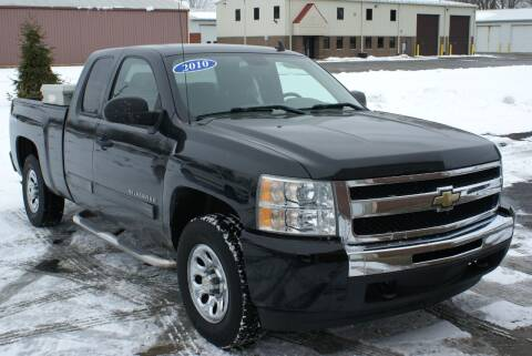 2010 Chevrolet Silverado 1500 for sale at MARK CRIST MOTORSPORTS in Angola IN