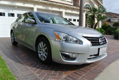 2014 Nissan Altima for sale at Newport Motor Cars llc in Costa Mesa CA