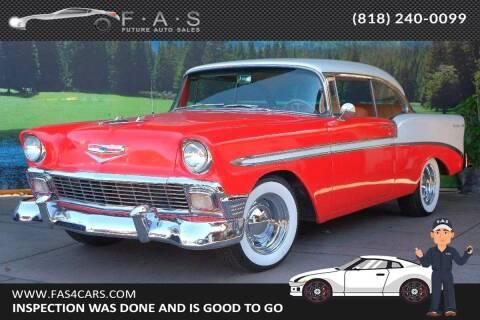 1956 Chevrolet Bel Air for sale at Best Car Buy in Glendale CA