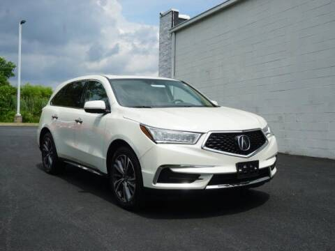 2019 Acura MDX for sale at Ron's Automotive in Manchester MD