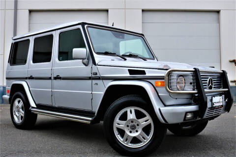 2002 Mercedes-Benz G-Class for sale at Chantilly Auto Sales in Chantilly VA