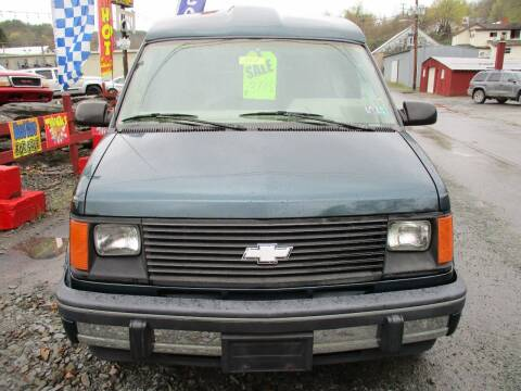 1994 Chevrolet Astro for sale at FERNWOOD AUTO SALES in Nicholson PA