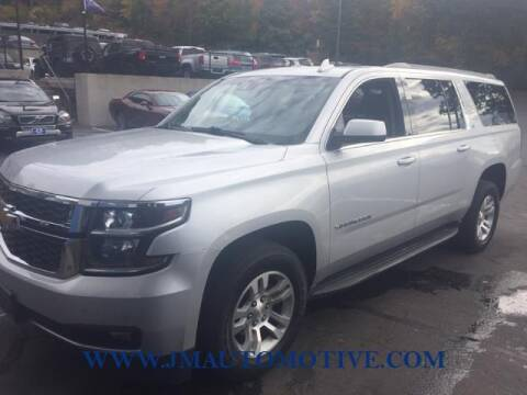 2016 Chevrolet Suburban for sale at J & M Automotive in Naugatuck CT