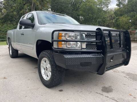 2013 Chevrolet Silverado 1500 for sale at Thornhill Motor Company in Lake Worth TX