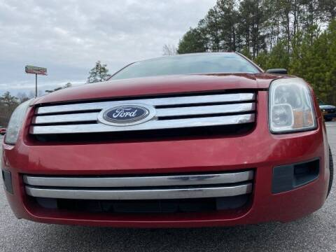 2008 Ford Fusion for sale at JES Auto Sales LLC in Fairburn GA