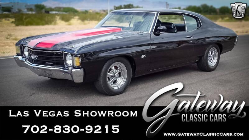 1972 Chevrolet Chevelle for sale in Las Vegas, NV