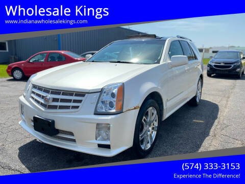 2008 Cadillac SRX for sale at Wholesale Kings in Elkhart IN
