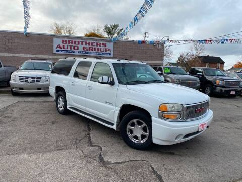 2003 GMC Yukon XL for sale at Brothers Auto Group in Youngstown OH