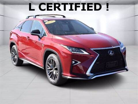 2017 Lexus RX 350 for sale at BOB ROHRMAN FORT WAYNE TOYOTA in Fort Wayne IN