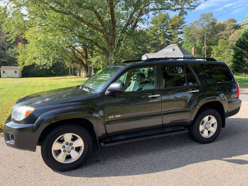 2008 Toyota 4Runner for sale at 41 Liberty Auto in Kingston MA