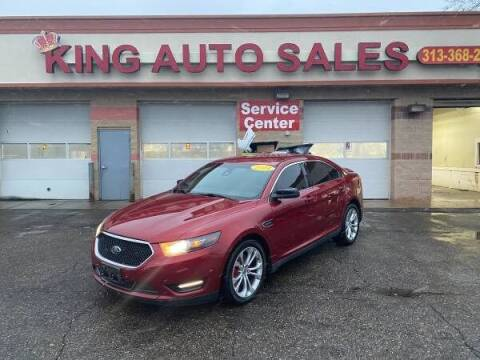 2014 Ford Taurus for sale at KING AUTO SALES  II in Detroit MI